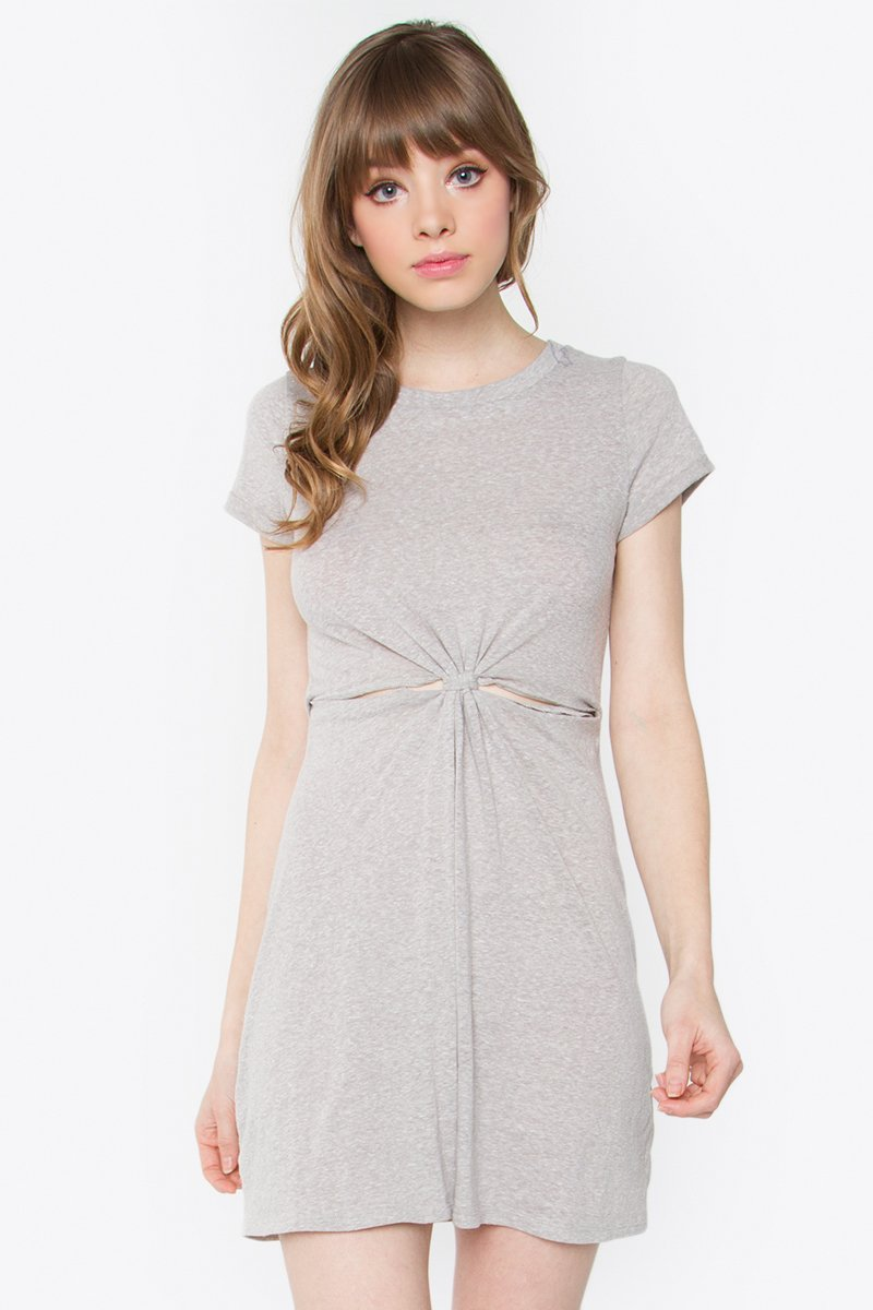 Badly Hooked On You Knit Dress