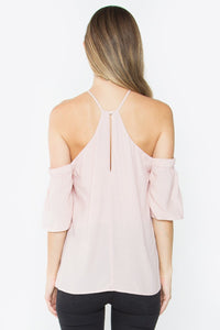 Marcello Cold Shoulder Top