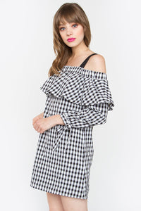 Bennie Cold Shoulder Dress