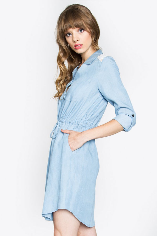 Tenessee Chambray Dress
