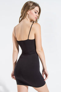 Seamless Tunic Length Camisole