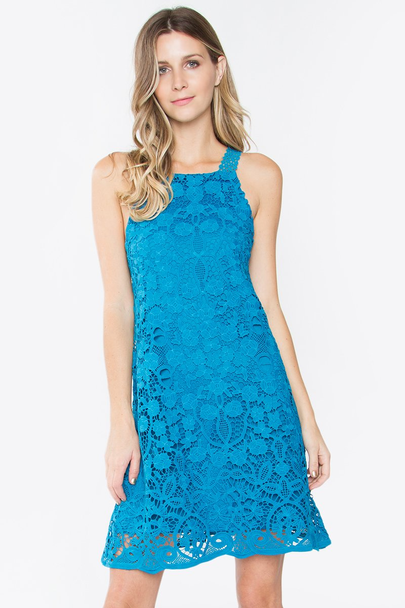 Carlisle Lace Dress