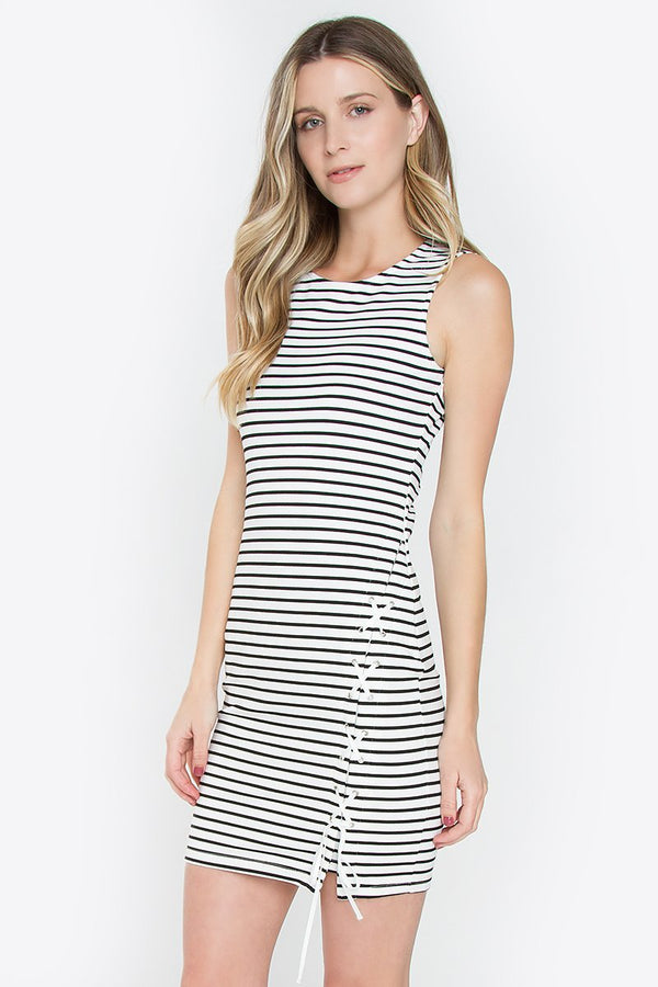 Inka Striped Dress