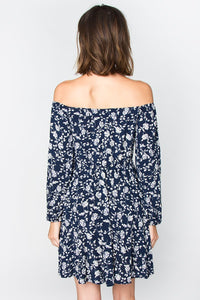 Kory Off The Shoulder Dress