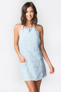 Cassia Denim Dress