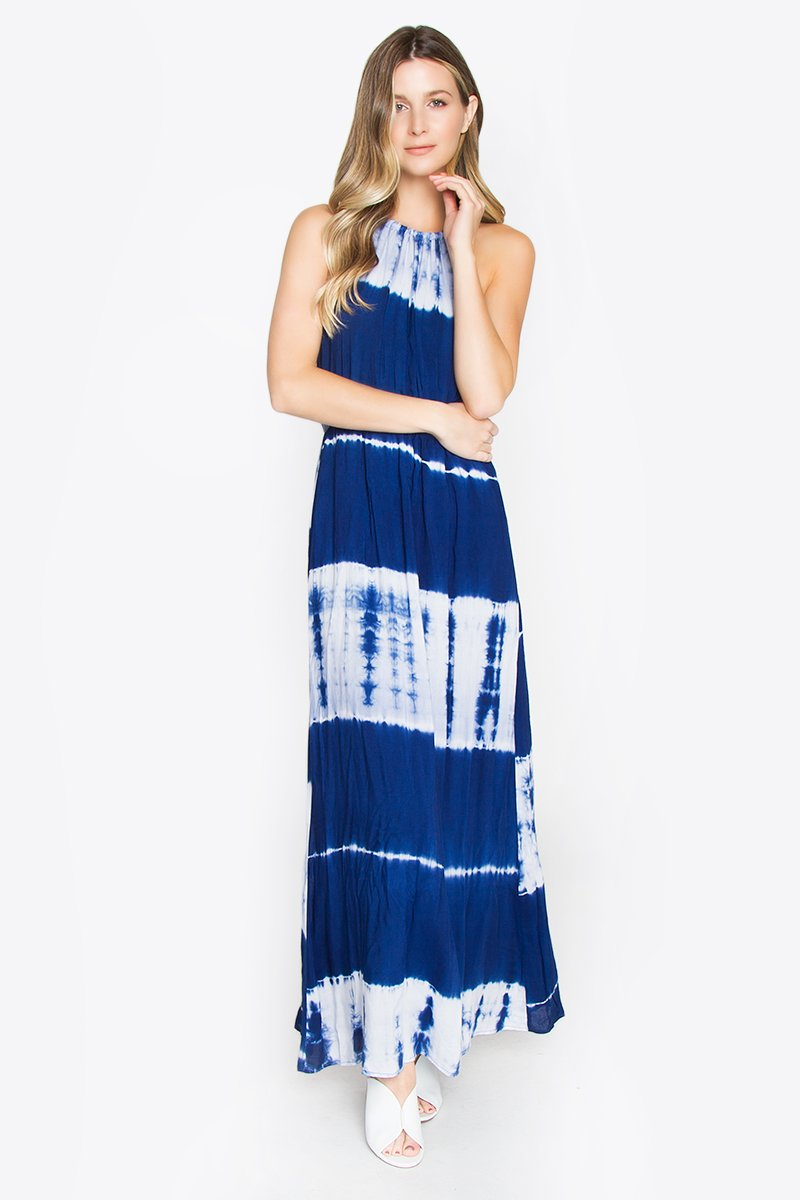 Royce Tie-Dye Maxi Dress
