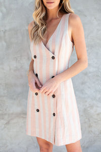 Trixibelle Button Dress