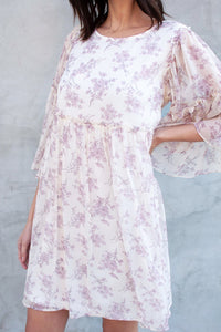 Eviana Chiffon Dress