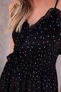 Andaman Polka Dot Dress