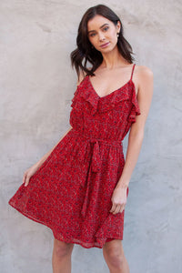 Simply Irresistable Tie Waist Dress