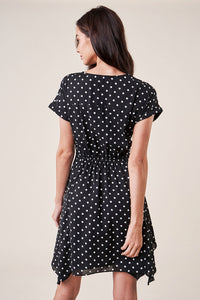 Dippin Polka Dot Dress