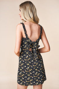 Blossoms Floral Mini Dress