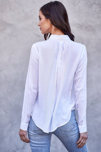 PISTOLA Elle Long Sleeve Snap Front Shirt