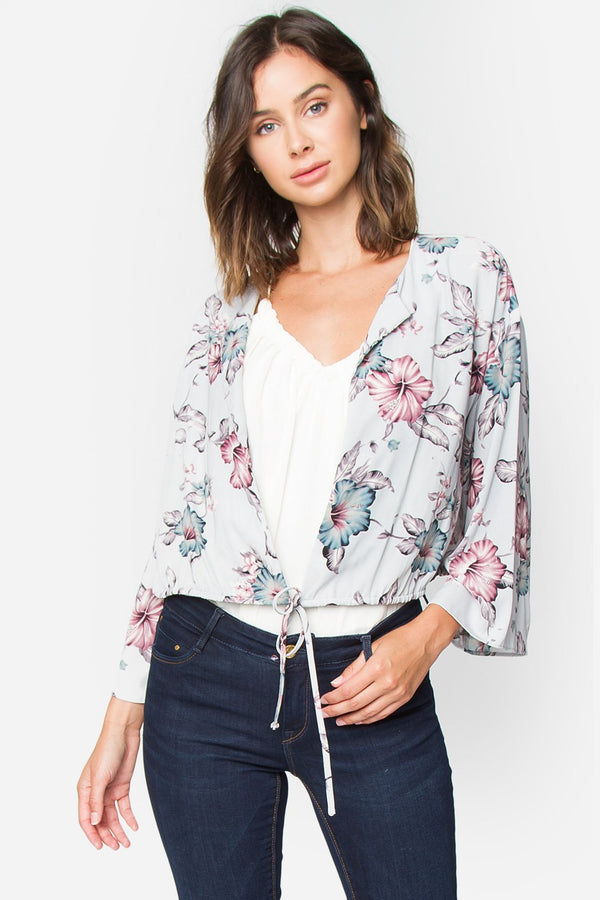 Lost In Florals Jacket