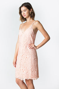 Lilah Lace Dress