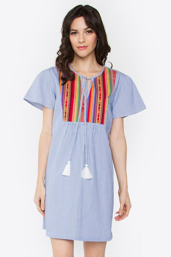 Malaya Shift Dress