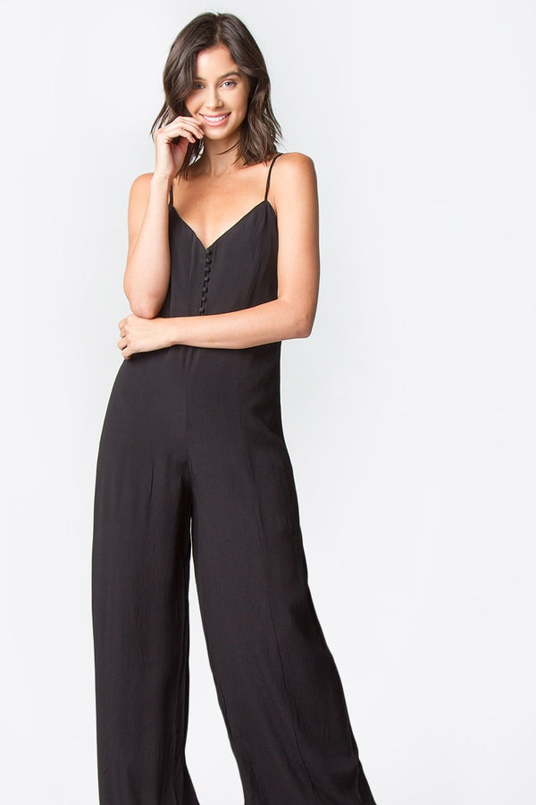 Reine Wide Leg Jumpsuit