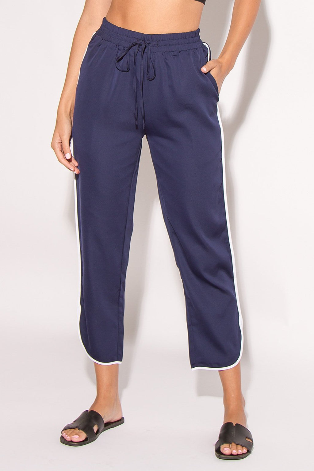 Leona Drawstring Trousers