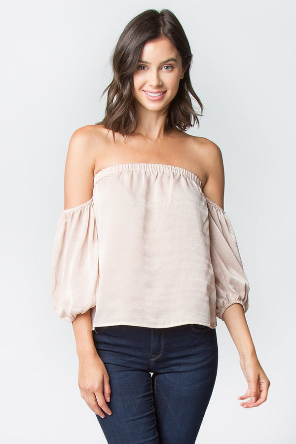 Sadie Off The Shoulder Top