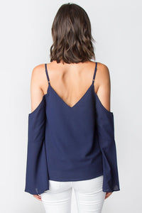 Marmont Cold Shoulder Top