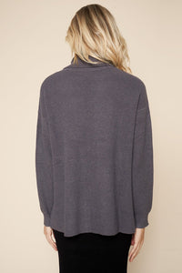 Valerie Turtleneck Oversized Sweater