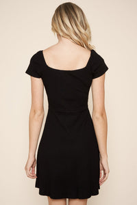 Holland Ribbed Dress