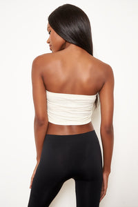 Cinched Front Double Wear Bandeau