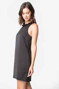 Maci Ruffle Shift Dress