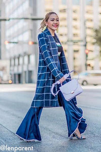 Serena Plaid Jacket