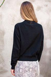 Klara Ruched Sweater