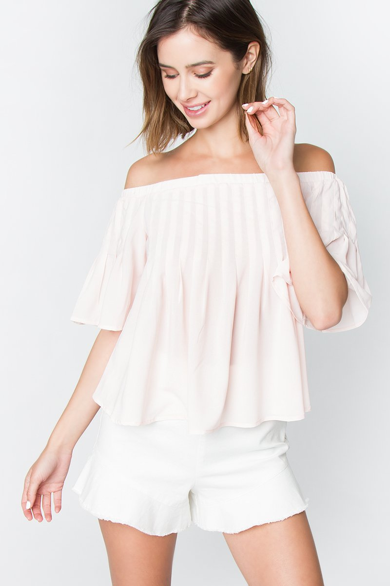Adorlee Off The Shoulder Top