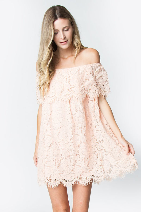 Darcie Off The Shoulder Dress