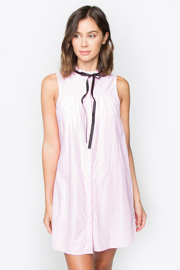 Everlasting Tie Shirt Dress