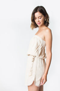 Madelyn Embroidered Dress