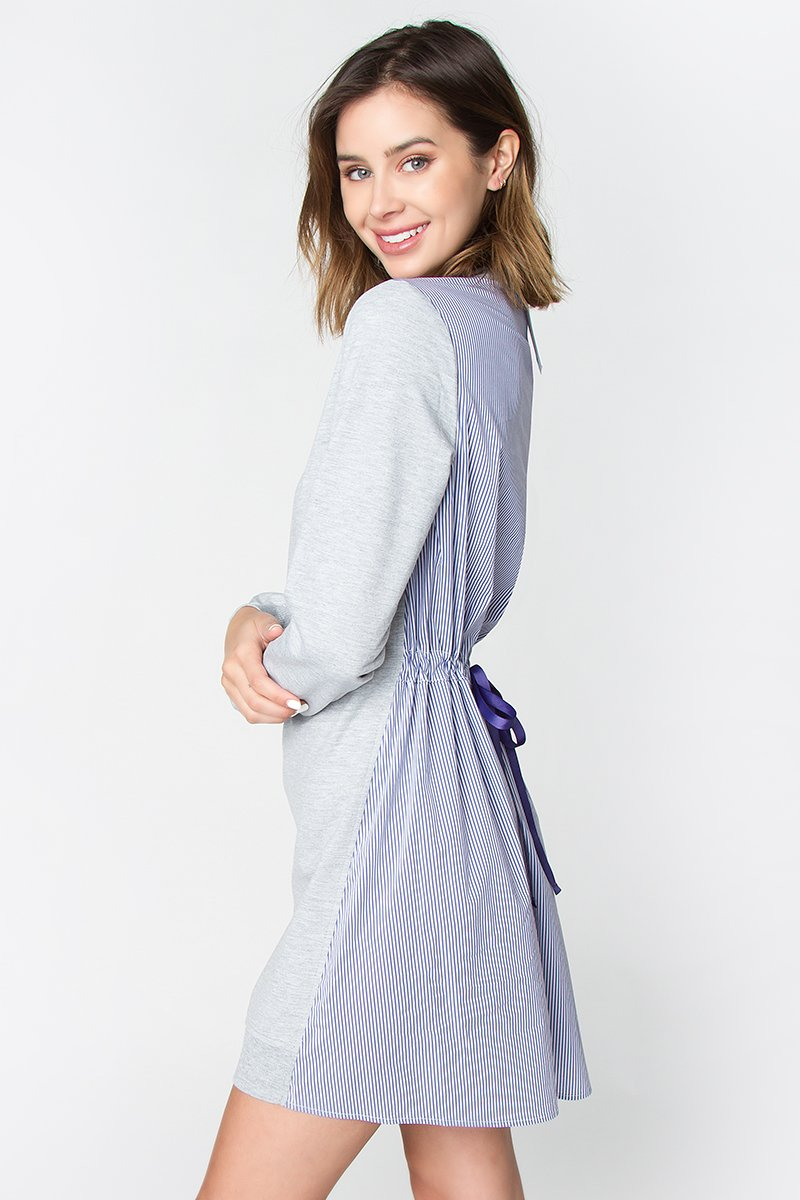Dianna Sweatshirt Dress