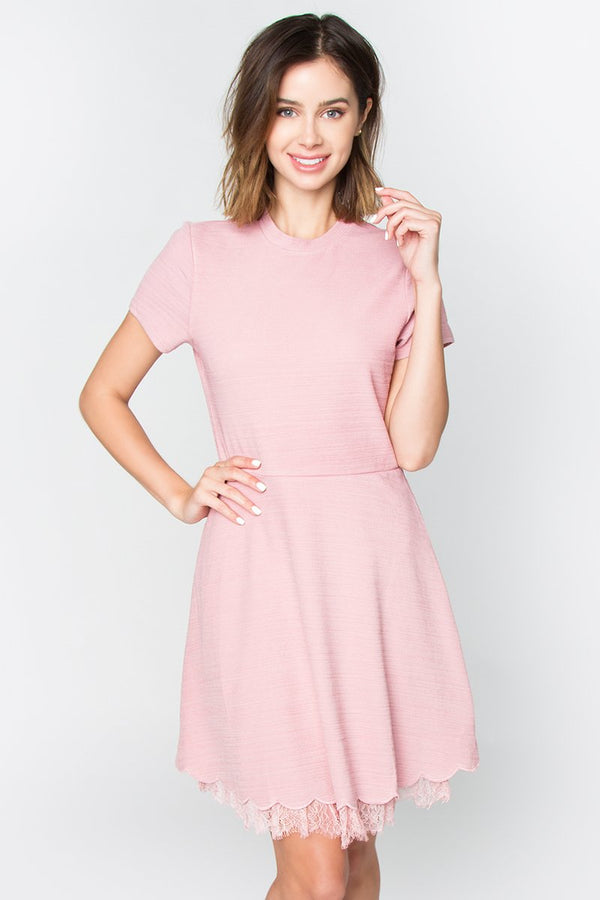 Whitney Knit Dress