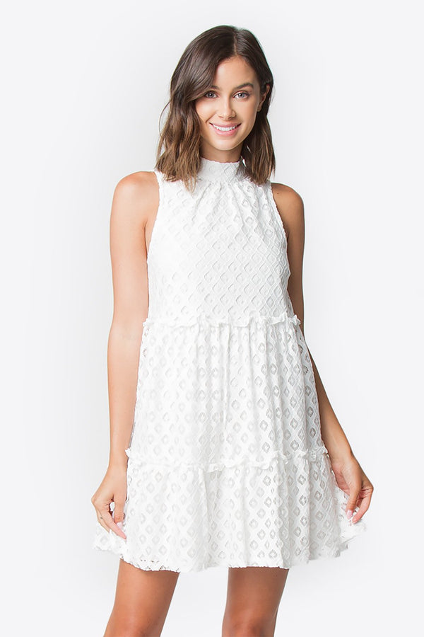 Carolina Ruffle Dress
