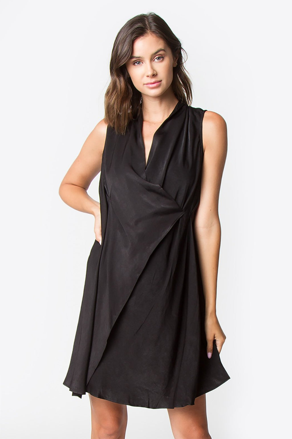 Lexi Cowl Neck Dress