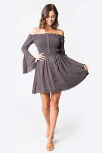 Casita Off The Shoulder Dress