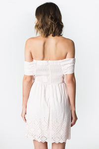 Nerissa Off The Shoulder Dress