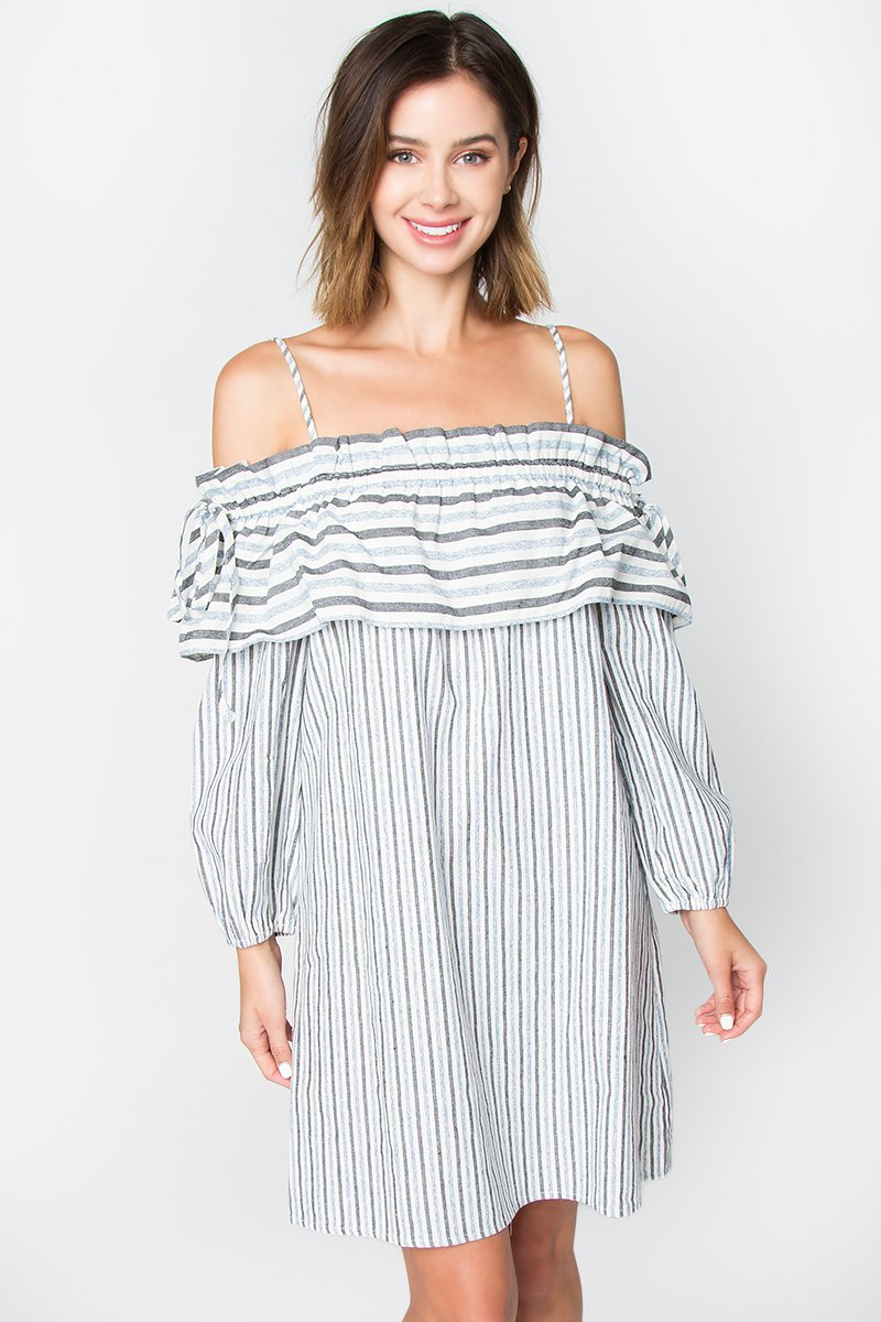 Marla Off The Shoulder Dress