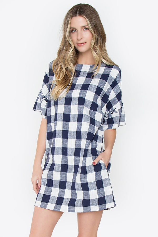 Picnicking T-Shirt Dress