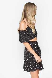 Santa Monica Cold Shoulder Dress