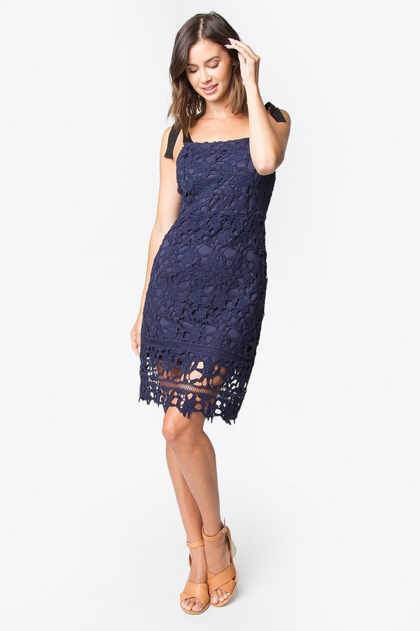 Poem Lace Dress