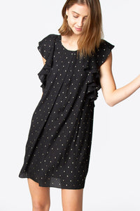 Weiler Lace Up Dress