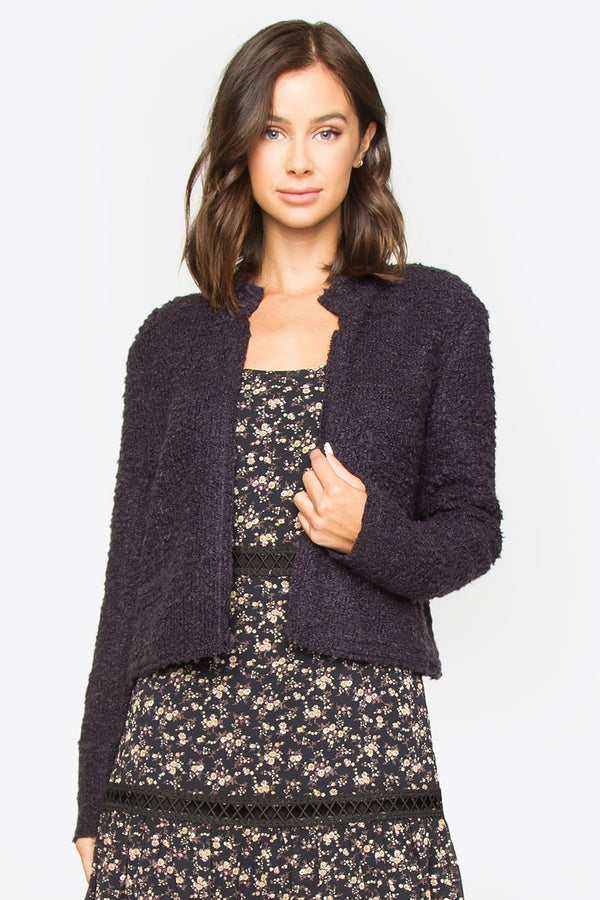 Cozy Tweed Jacket
