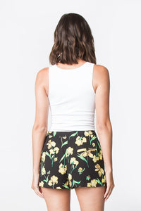 Charlize Floral Shorts