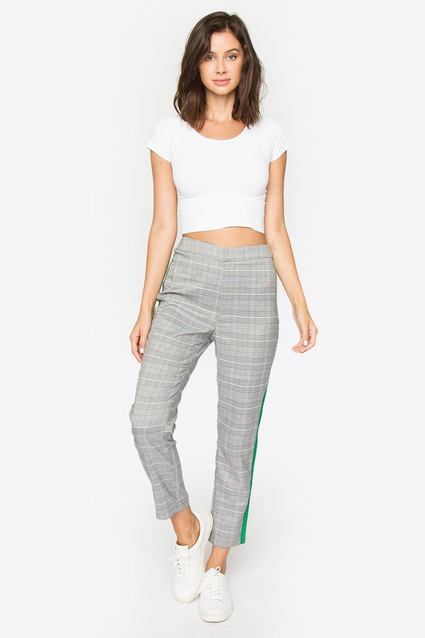 Beth Striped Pants