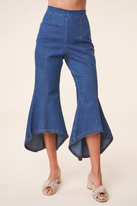 Disco Kick Flare Denim Pants