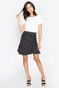 No Scrubs Ruched Skirt